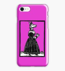 Miss Piggy - Old Style iPhone Case/Skin
