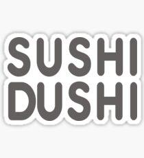 Sushi 4 Life Sticker
