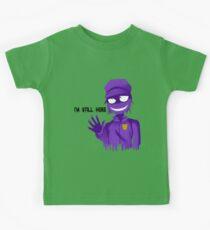 Purple Guy Kids Clothes