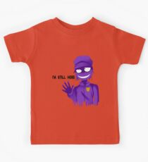 Purple Guy Kids Clothes