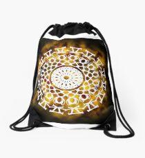 Navel Chakra Drawstring Bag