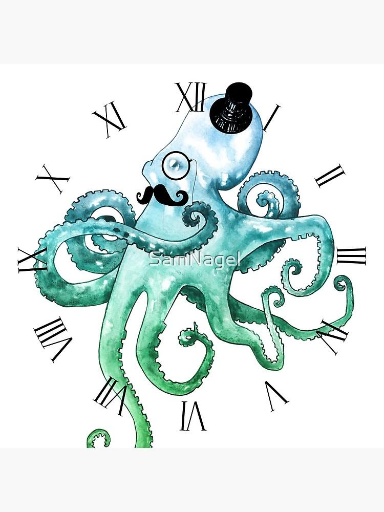 Dapper Octopus de SamNagel