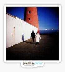 Holga Lighthouse Sticker