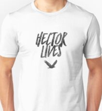 Longmire Hector Lives Unisex T-Shirt