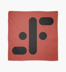 """The Visitors Symbol (Logo) from the Television Show """"V"""" Scarf"""