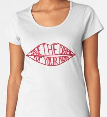 Save the drama for your mama Women's Premium T-Shirt