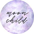 Moon Child // Pastel by nikury