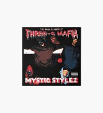 Drei Sechs Mafia - Mystic Stylez Galeriedruck