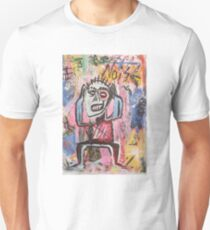 Untitled (Noise) Neo-Expressionism T-Shirt