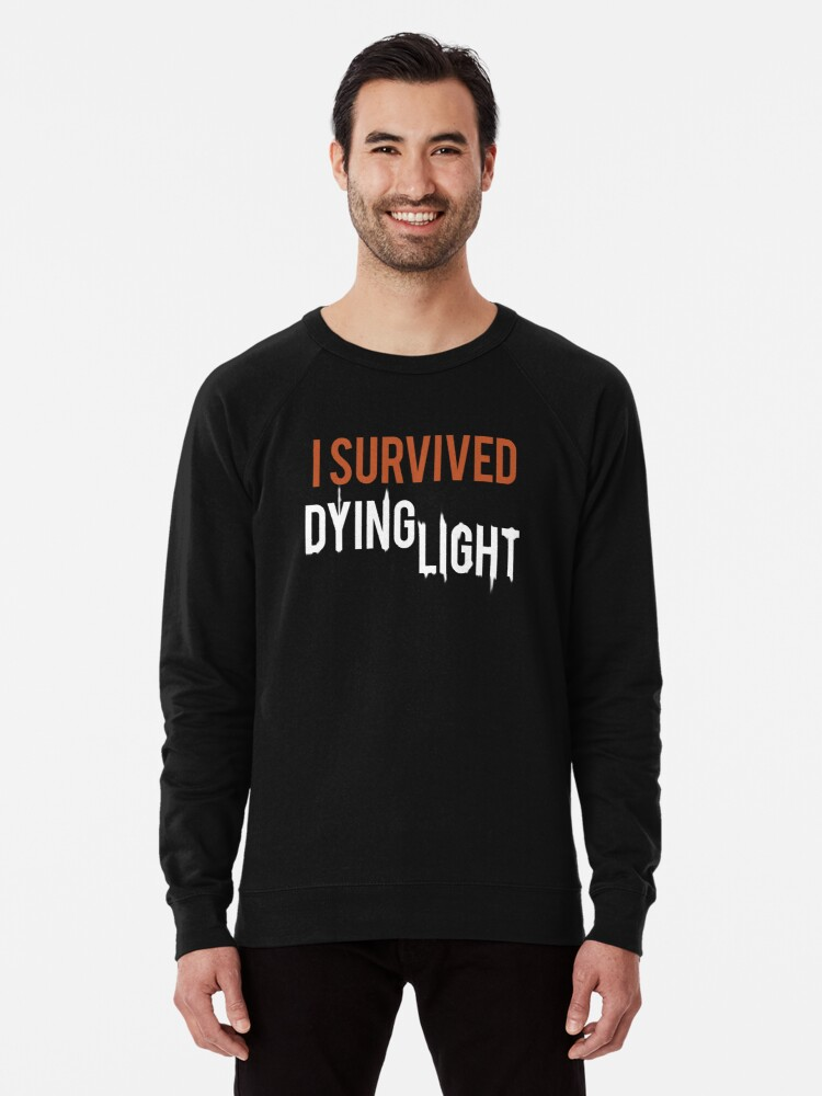 d62d26b5d I Survived Dying Light - T-shirt