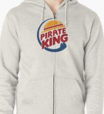 Pirate King Zipped Hoodie