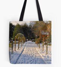 Snow Scene~ Tote Bag