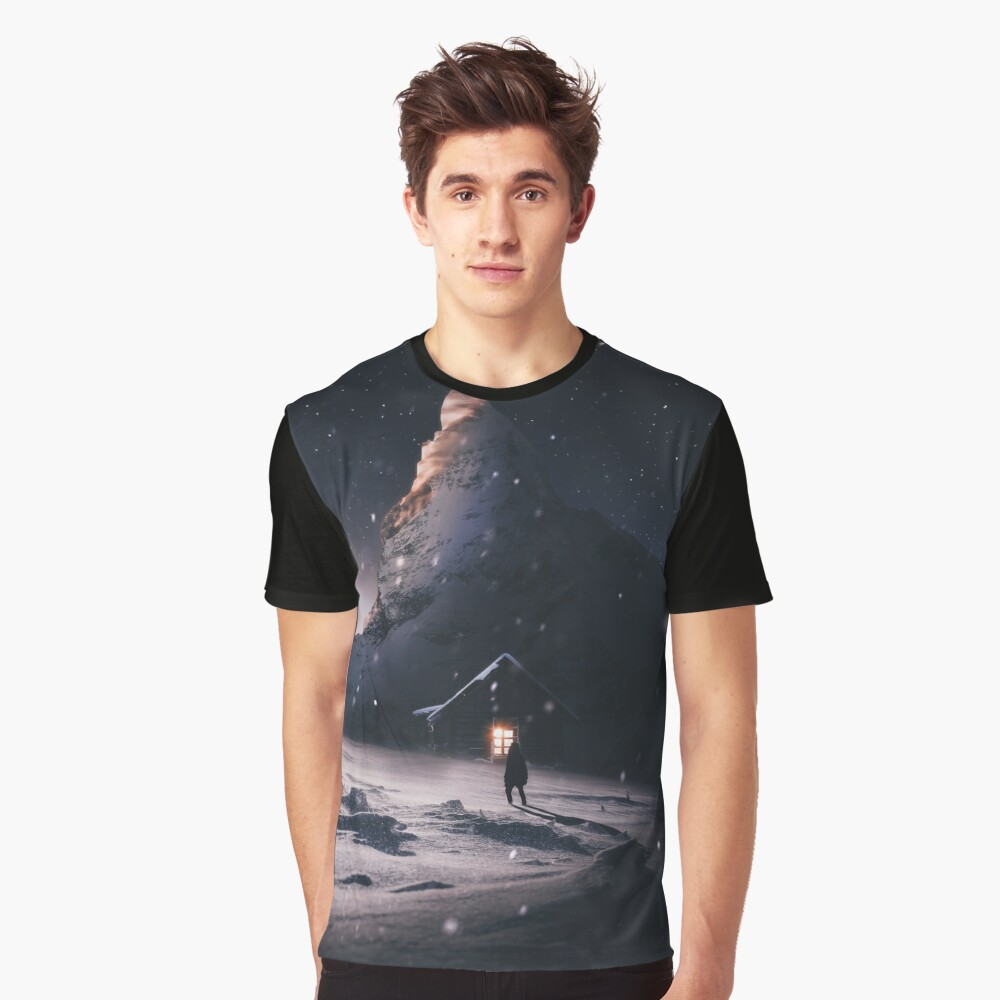 Haven Graphic T-Shirt