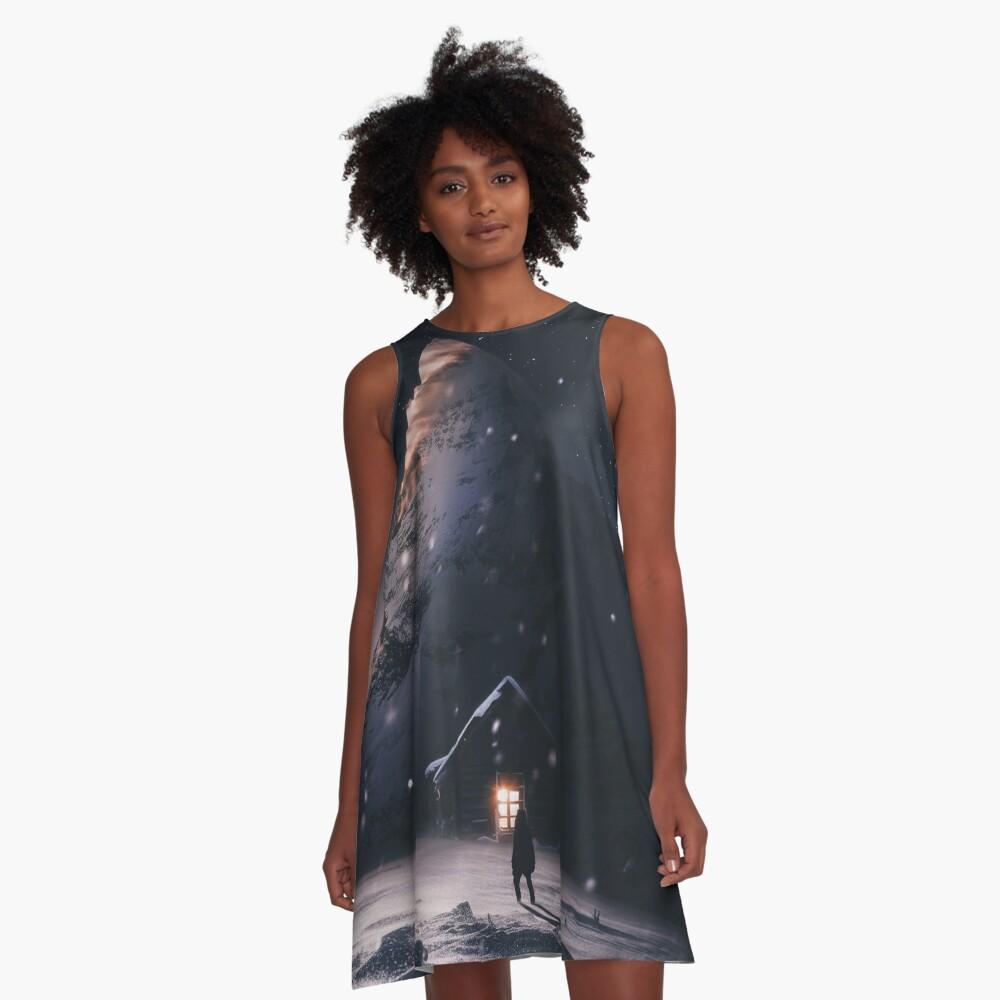 Haven A-Line Dress