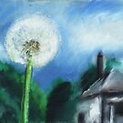 Dandelion by Jeremy Boland