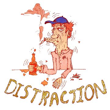 Distraction.  by barnieeaglewood