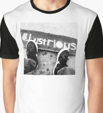 Illustrious - Skateboard Photo Graphic T-Shirt