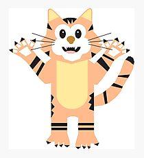 Tuco Tiger Photographic Print