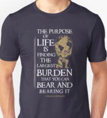 Find your Burden Slim Fit T-Shirt