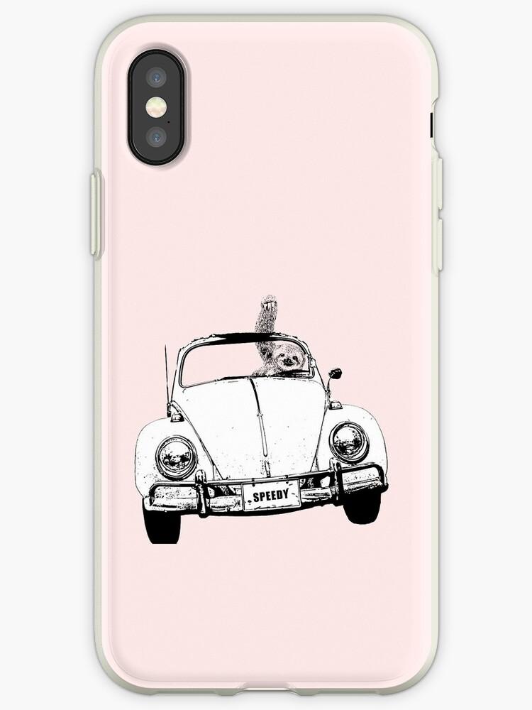 Speedy iphone case