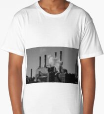NYC in Mono Long T-Shirt