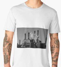 NYC in Mono Men's Premium T-Shirt