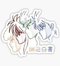 YYH Gang Sticker