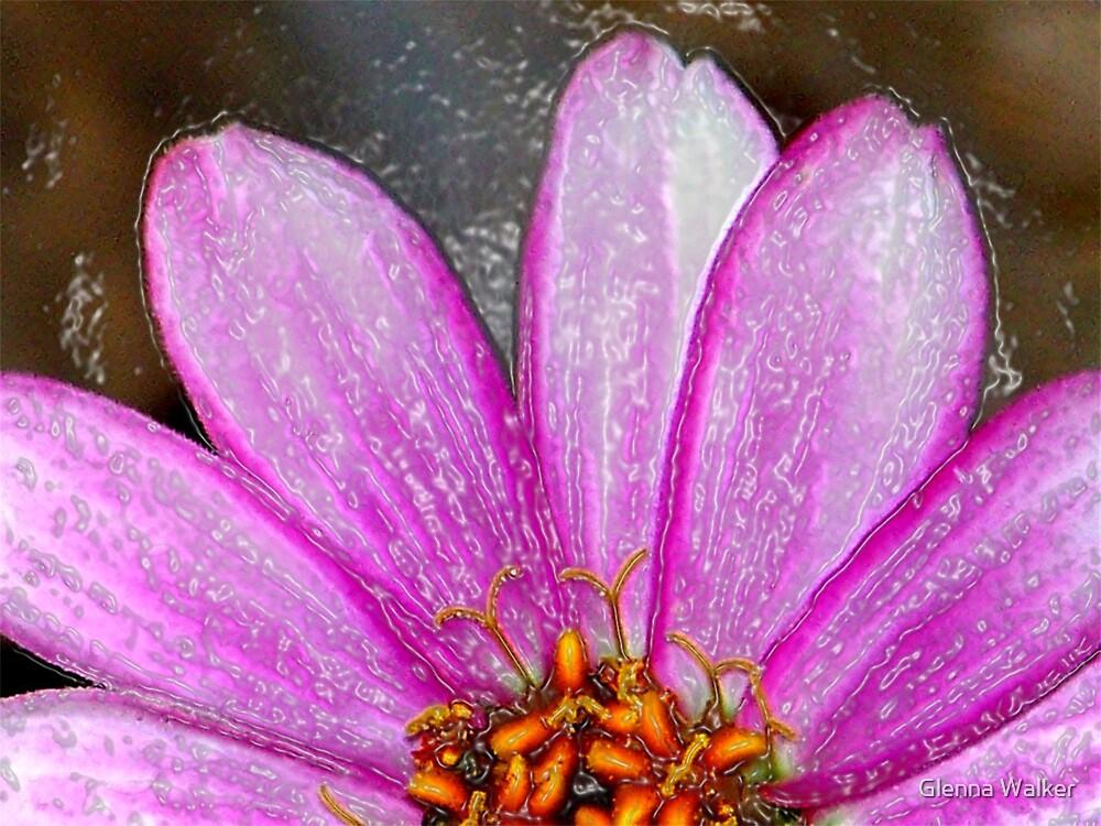 Pink Plasma by Glenna Walker