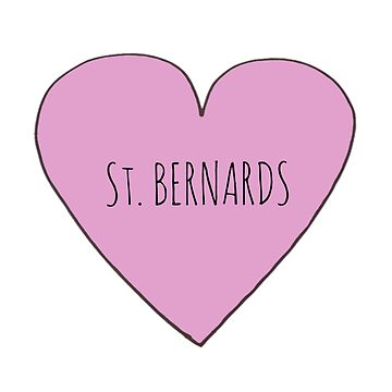 St. Bernard Love by Bundjum