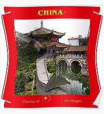 China - Land des Drachen Poster