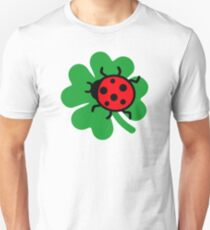 Shamrock ladybug T-Shirt