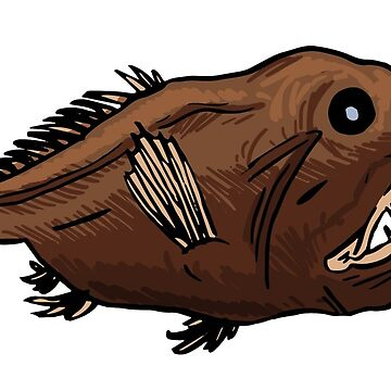 Fangtooth Dart-Fish by fred-moose
