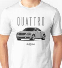 TT (silver) Unisex T-Shirt