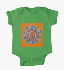 Doily Joy Mandala- Muse Magick Kids Clothes