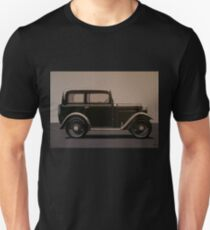Morris Minor Saloon 1928 Painting Unisex T-Shirt