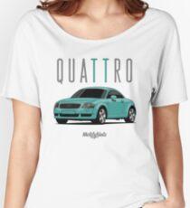 TT (aquamarine) Women's Relaxed Fit T-Shirt