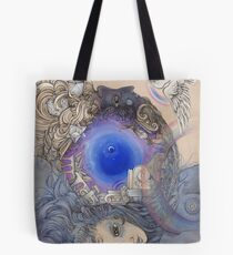 The Metaphysical Head Tote Bag