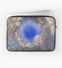 The Metaphysical Head Laptop Sleeve