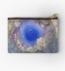 The Metaphysical Head Zipper Pouch