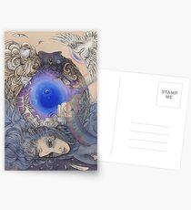 The Metaphysical Head Postcards