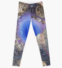 The Metaphysical Head Leggings