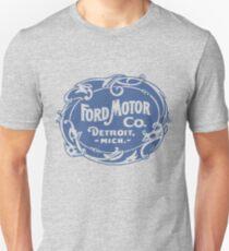 Klassische Ford Motor Co. Slim Fit T-Shirt