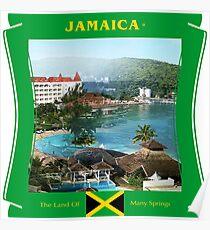 Jamaika - Das Land vieler Quellen Poster