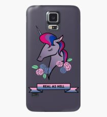 Bisexual unicorn Case/Skin for Samsung Galaxy
