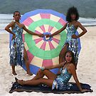 Transvestite Photo shoot - Phuket Beach, Thailand by Bev Pascoe