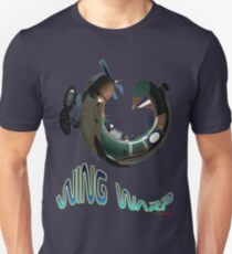 CAC Wirraway Wing Warp T-shirt Design T-Shirt