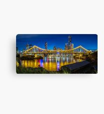 Story Bridge- Brisbane Queensland Canvas Print