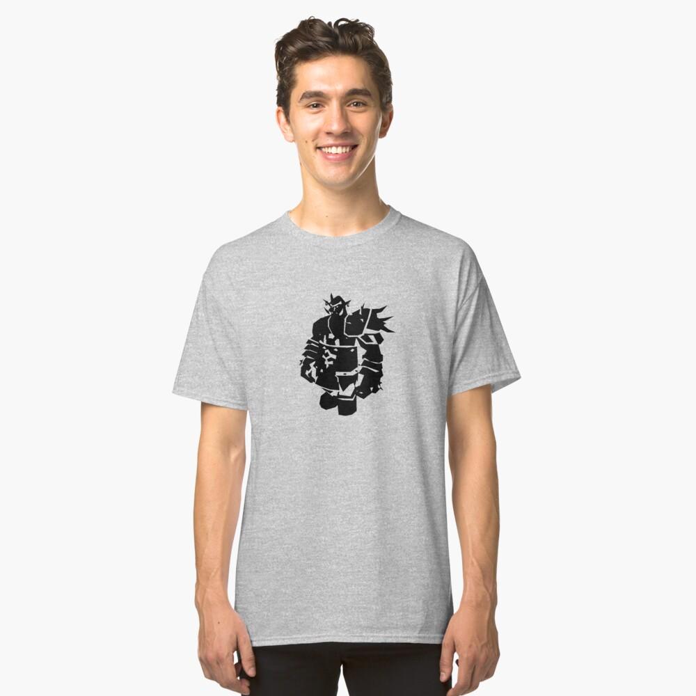 Runescape Bandos  Classic T-Shirt Front