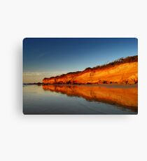 Reflections Of Home Canvas Print