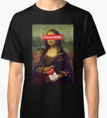 SOUPREME X MONA LISA Classic T-Shirt